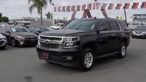 2017 Chevrolet Tahoe for sale at Choice Motors in Merced CA