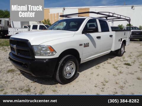2017 RAM Ram Pickup 2500 for sale at Miami Truck Center in Hialeah FL