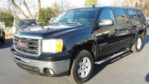 2009 GMC Sierra 1500 for sale at JBR Auto Sales in Albany NY