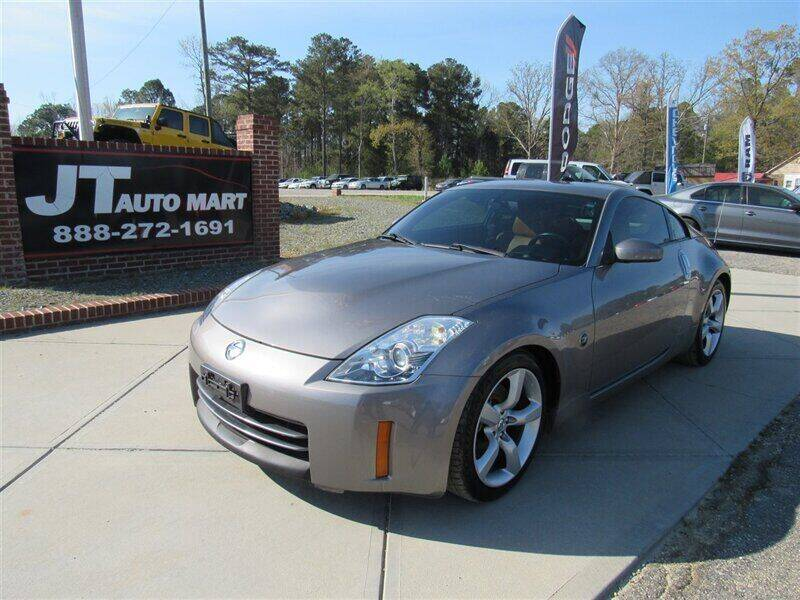 2008 Nissan 350Z for sale at J T Auto Group in Sanford NC