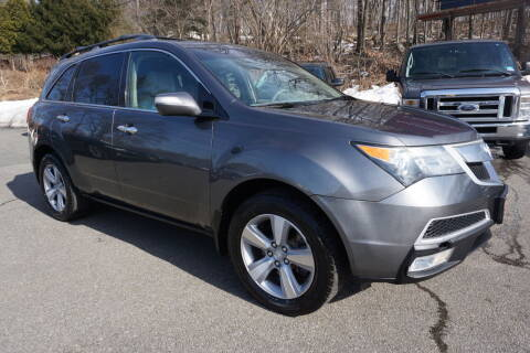 2011 Acura MDX for sale at Bloom Auto in Ledgewood NJ