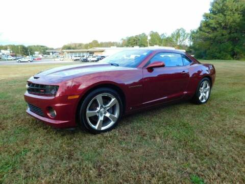 2010 Chevrolet Camaro for sale at Buddy's Auto Inc in Pendleton SC