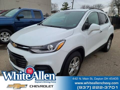 2018 Chevrolet Trax for sale at WHITE-ALLEN CHEVROLET in Dayton OH