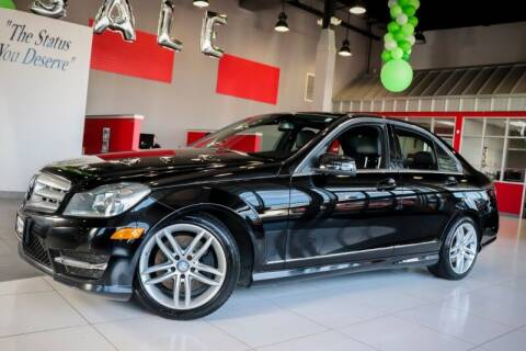 2013 Mercedes-Benz C-Class for sale at Quality Auto Center of Springfield in Springfield NJ