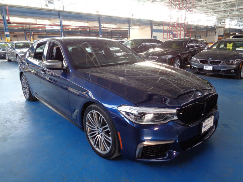 2018 BMW 5 Series for sale at VML Motors LLC in Teterboro NJ