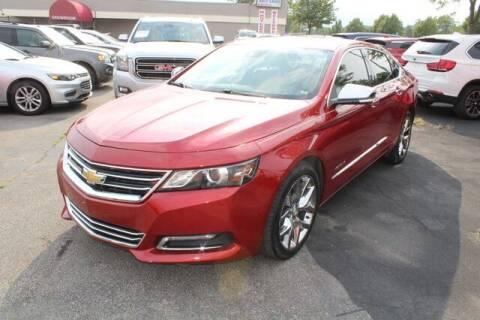 2015 Chevrolet Impala for sale at Road Runner Auto Sales WAYNE in Wayne MI