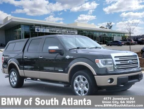 2014 Ford F-150 for sale at Carol Benner @ BMW of South Atlanta in Union City GA