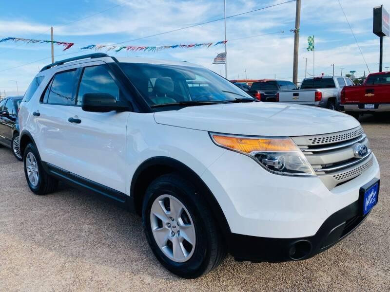 2013 Ford Explorer for sale at California Auto Sales in Amarillo TX