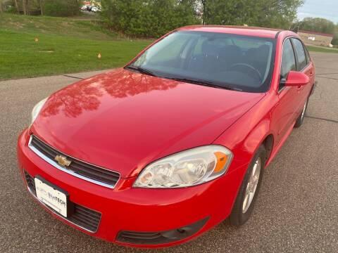 2010 Chevrolet Impala for sale at Salama Cars / Blue Tech Motors in South Saint Paul MN