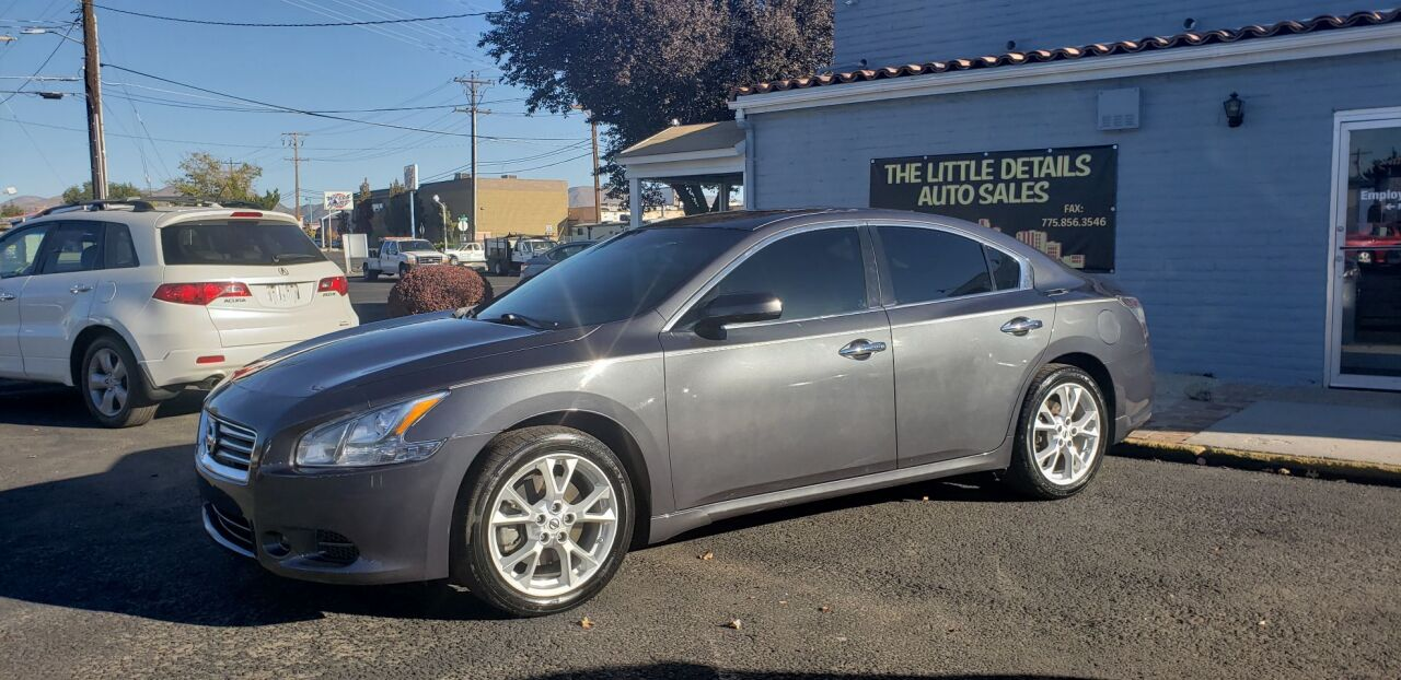 Used Nissan Maxima For Sale In Carson City Nv Carsforsale Com