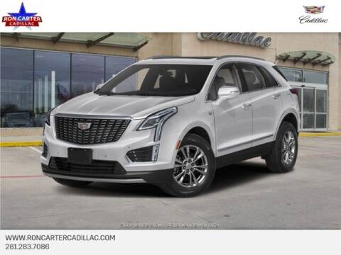 2020 Cadillac XT5 for sale at Ron Carter  Clear Lake Used Cars in Houston TX