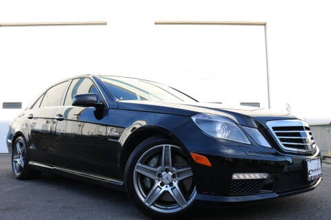 2010 Mercedes-Benz E-Class for sale at Chantilly Auto Sales in Chantilly VA