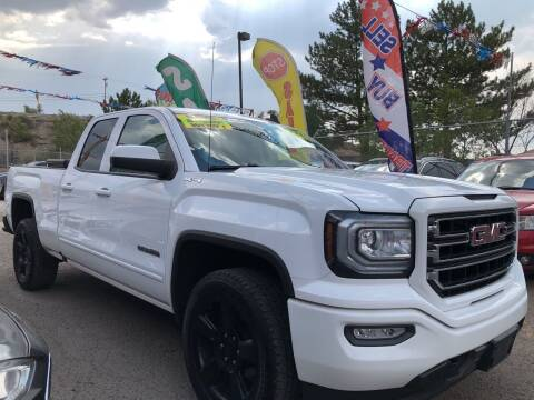 2016 GMC Sierra 1500 for sale at Duke City Auto LLC in Gallup NM