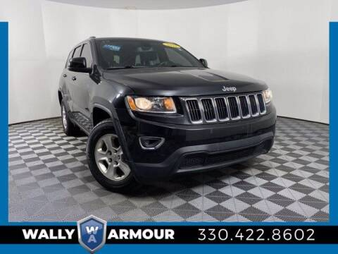 2015 Jeep Grand Cherokee for sale at Wally Armour Chrysler Dodge Jeep Ram in Alliance OH