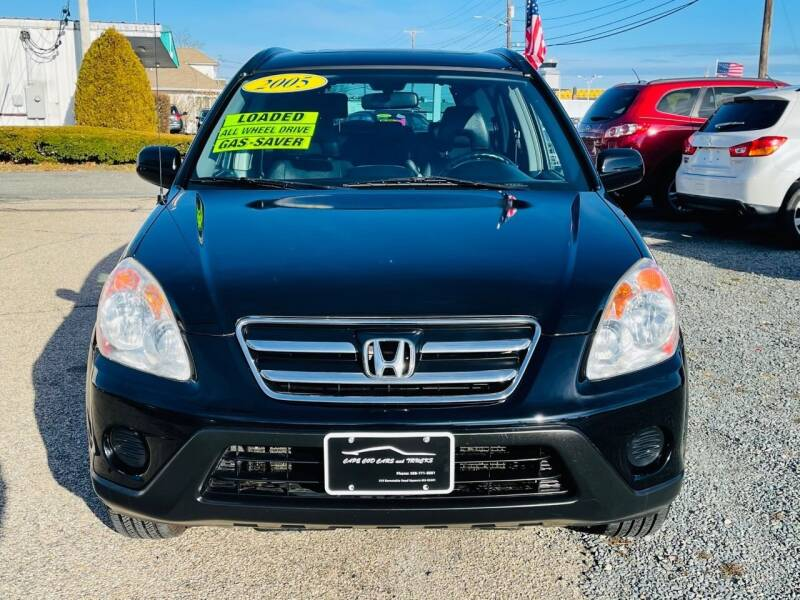 2005 Honda CR-V for sale at Cape Cod Cars & Trucks in Hyannis MA