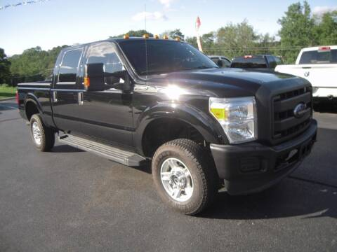 2016 Ford F-250 Super Duty for sale at 1-2-3 AUTO SALES, LLC in Branchville NJ