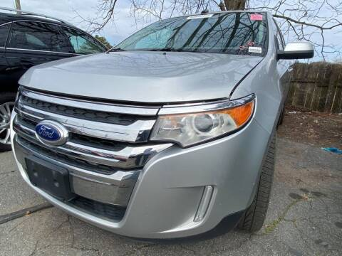 2013 Ford Edge for sale at Atlanta's Best Auto Brokers in Marietta GA