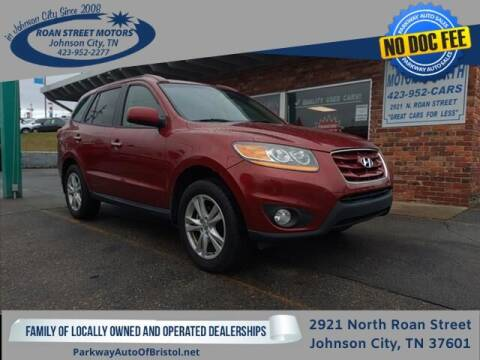 2011 Hyundai Santa Fe for sale at PARKWAY AUTO SALES OF BRISTOL - Roan Street Motors in Johnson City TN