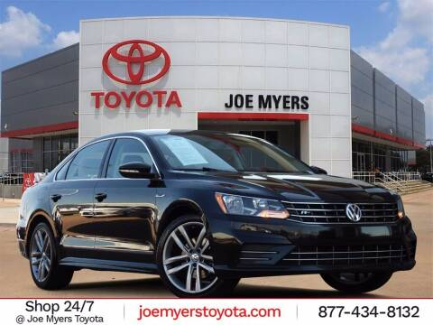 2017 Volkswagen Passat for sale at Joe Myers Toyota PreOwned in Houston TX