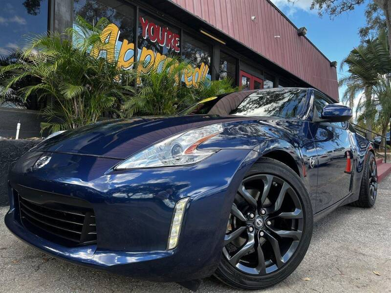 2015 Nissan 370Z for sale at Cars of Tampa in Tampa FL