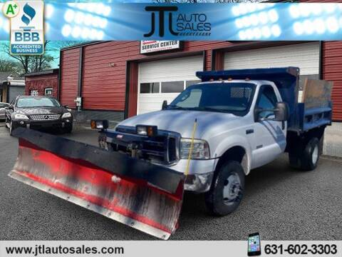 2006 Ford F-350 Super Duty for sale at JTL Auto Inc in Selden NY