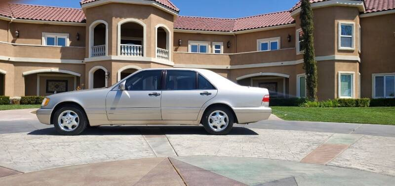 1999 Mercedes-Benz S-Class for sale at Affordable Imports Auto Sales in Murrieta CA