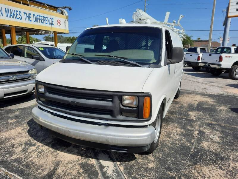 2001 Chevrolet Express Cargo for sale at Autos by Tom in Largo FL