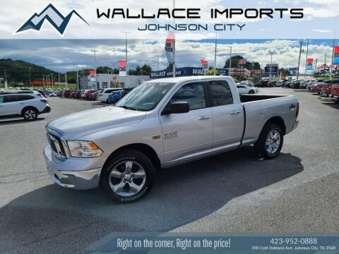 2016 RAM Ram Pickup 1500 for sale at WALLACE IMPORTS OF JOHNSON CITY in Johnson City TN