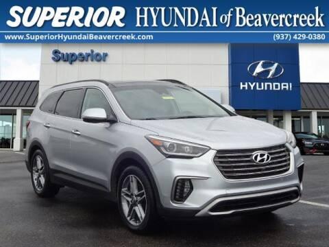 2017 Hyundai Santa Fe for sale at Superior Hyundai of Beaver Creek in Beavercreek OH