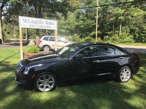 2013 Cadillac ATS for sale at McLaughlin Motorz in North Muskegon MI