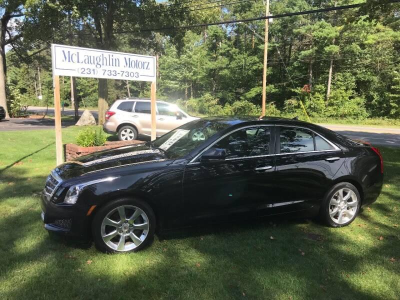 2013 Cadillac ATS for sale at McLaughlin Motorz in North Muskegon MI