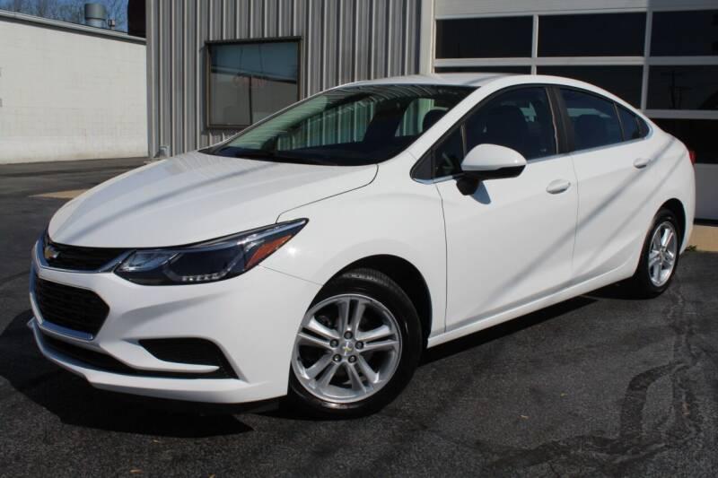 2016 Chevrolet Cruze for sale at Platinum Motors LLC in Reynoldsburg OH