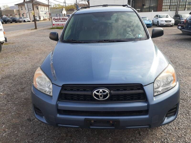 2011 Toyota RAV4 for sale at QUICK WAY AUTO SALES in Bradford PA