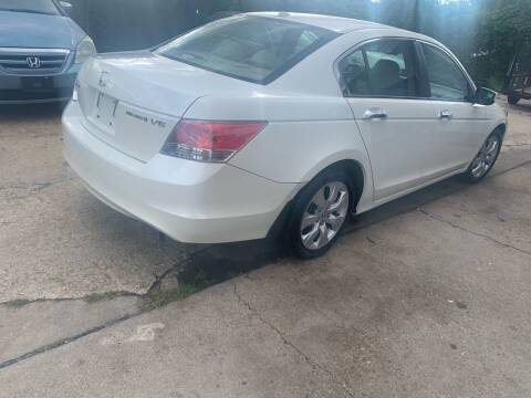 2009 Honda Accord for sale at Whites Auto Sales in Portsmouth VA
