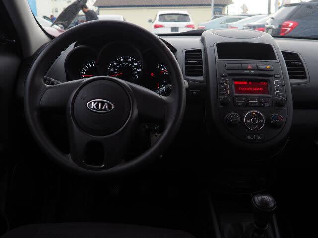 2012 Kia Soul 4dr Crossover 6M - East Providence RI