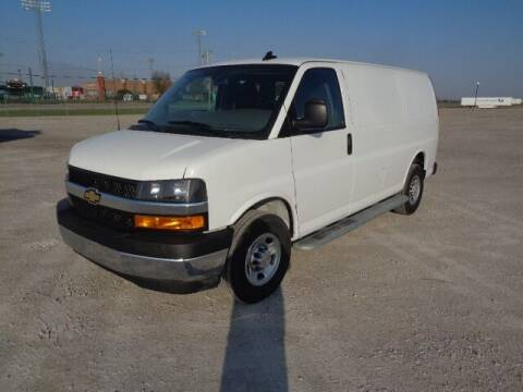 2020 Chevrolet Express Cargo for sale at SLD Enterprises LLC in Sauget IL