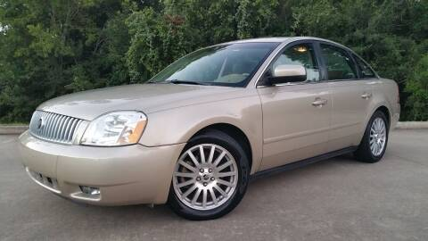 2006 Mercury Montego for sale at Houston Auto Preowned in Houston TX