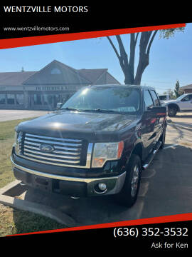 2012 Ford F-150 for sale at WENTZVILLE MOTORS in Wentzville MO