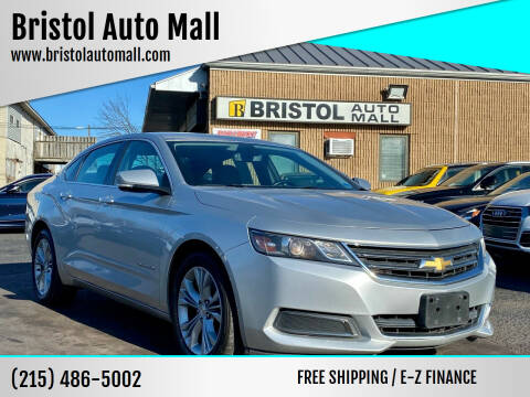 2014 Chevrolet Impala for sale at Bristol Auto Mall in Levittown PA