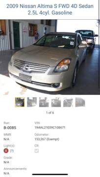 2009 Nissan Altima for sale at Victoria Pre-Owned in Victoria TX