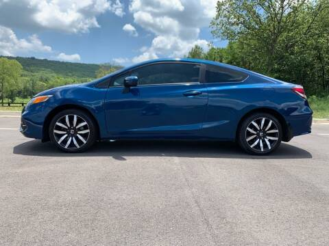 2014 Honda Civic for sale at Tennessee Valley Wholesale Autos LLC in Huntsville AL