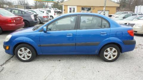2008 Kia Rio for sale at Tates Creek Motors KY in Nicholasville KY