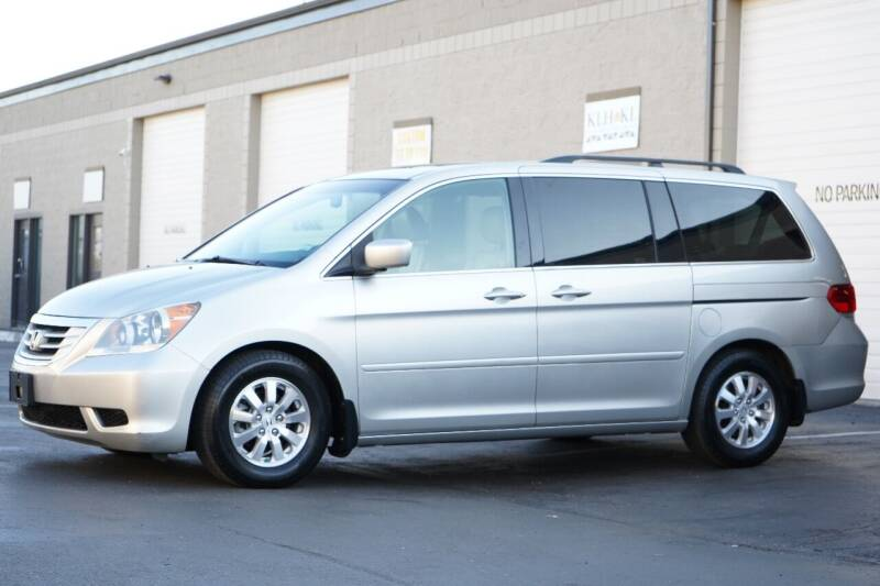 2009 Honda Odyssey for sale at Overland Automotive in Hillsboro OR