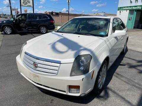 2007 Cadillac CTS for sale at MFT Auction in Lodi NJ