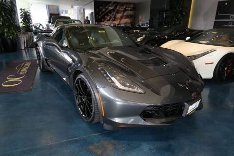 2019 Chevrolet Corvette for sale at OC Autosource in Costa Mesa CA