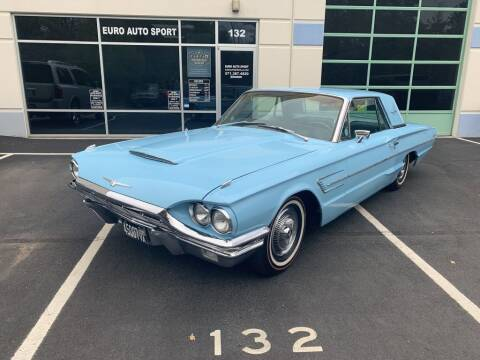 1965 Ford Thunderbird for sale at Euro Auto Sport in Chantilly VA