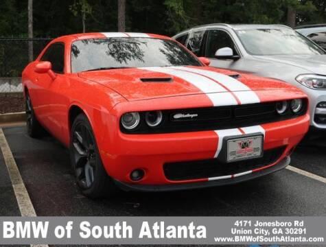 2019 Dodge Challenger for sale at Carol Benner @ BMW of South Atlanta in Union City GA