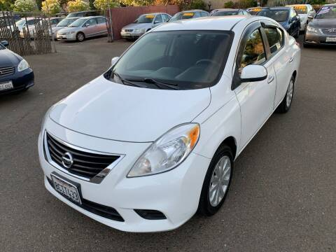 2012 Nissan Versa for sale at C. H. Auto Sales in Citrus Heights CA