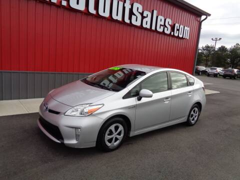 2012 Toyota Prius for sale at Stout Sales in Fairborn OH