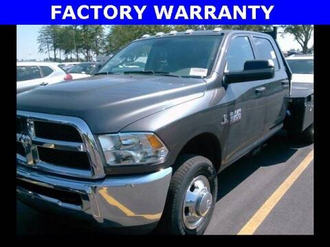 2018 RAM Ram Chassis 3500 for sale at Gibson Truck World in Sanford FL
